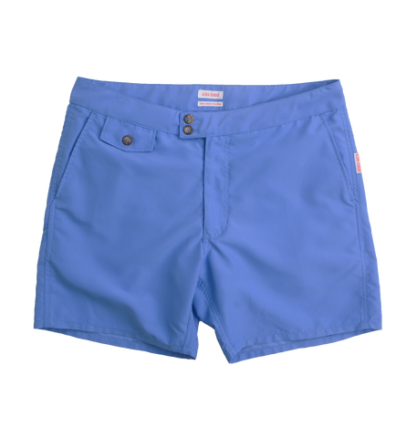 "LANIKAI 16"" - PACIFIC BLUE SWIM SHORTS"