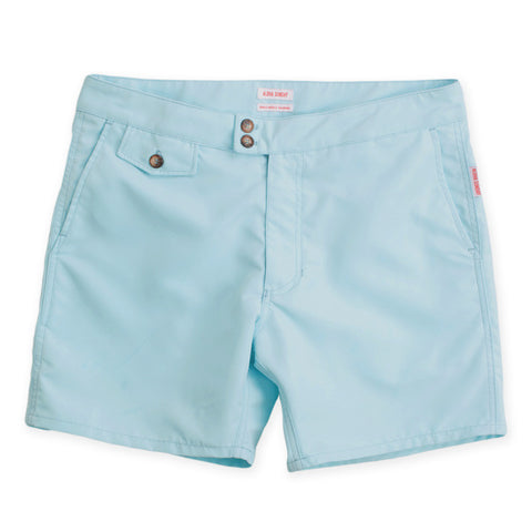 "LANIKAI 16"" - OCEAN BLUE SWIM SHORTS - ALOHA SUNDAY"
