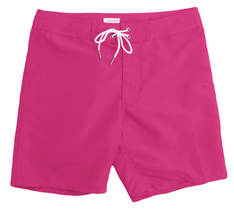 "LANIKAI 17"" - PINK BOARD SHORTS"