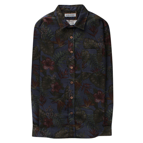 ALOHA SUNDAY MC CAULEY BUTTON UP