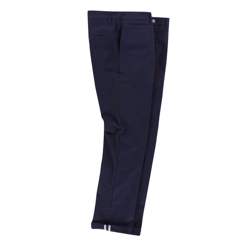 PACIFIC CROPPED CHINO - NAVY - ALOHA SUNDAY