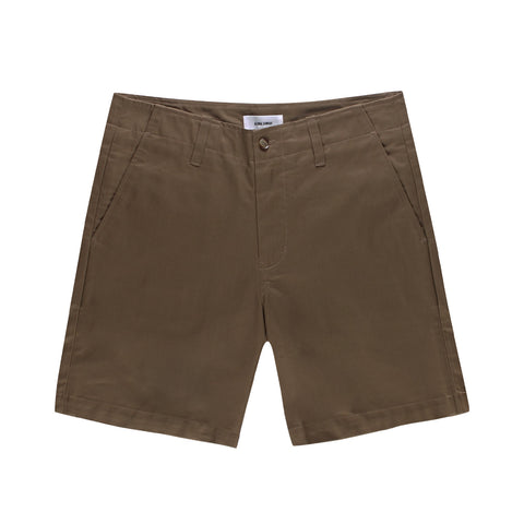 PACIFIC CHINO SHORT - DARK KHAKI - ALOHA SUNDAY