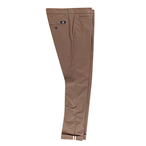 PACIFIC STRETCH CHINO - DARK KHAKI - ALOHA SUNDAY