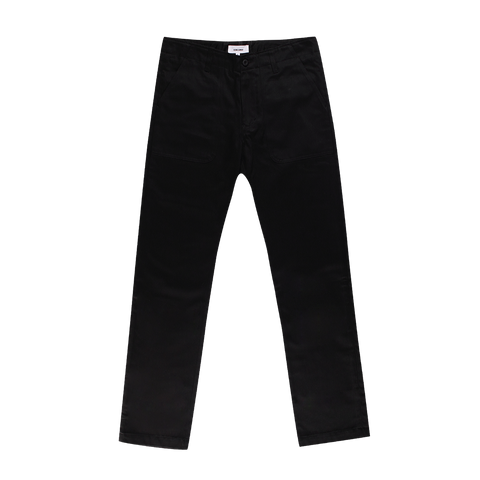 ROUTE FATIGUE PANT -  BLACK