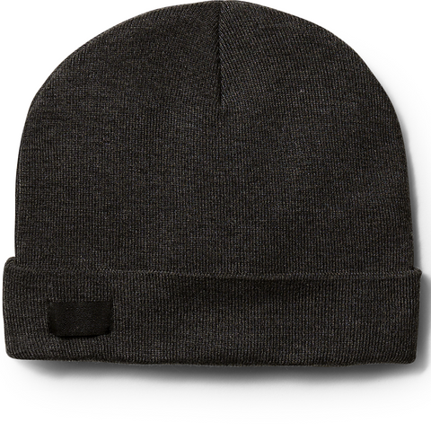 SCOTT BEANIE - CHARCOAL HEATHER - ALOHA SUNDAY