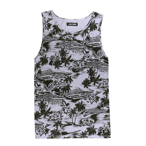 ALOHA SUNDAY SEA LODGE TANK