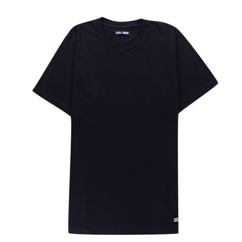 ALOHA SUNDAY - STAPLE T BLACK