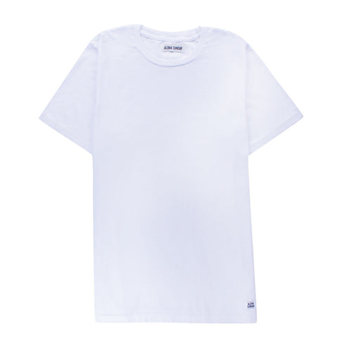 ALOHA SUNDAY - STAPLE T WHITE