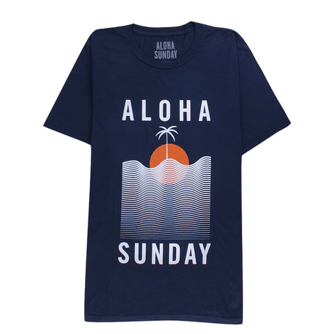 ALOHA SUNDAY - WATERLINE NAVY
