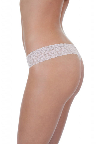 Only Hearts Low Rise Stretch Lace Must Have Thong - Knickers & Pearls Boutique - 4