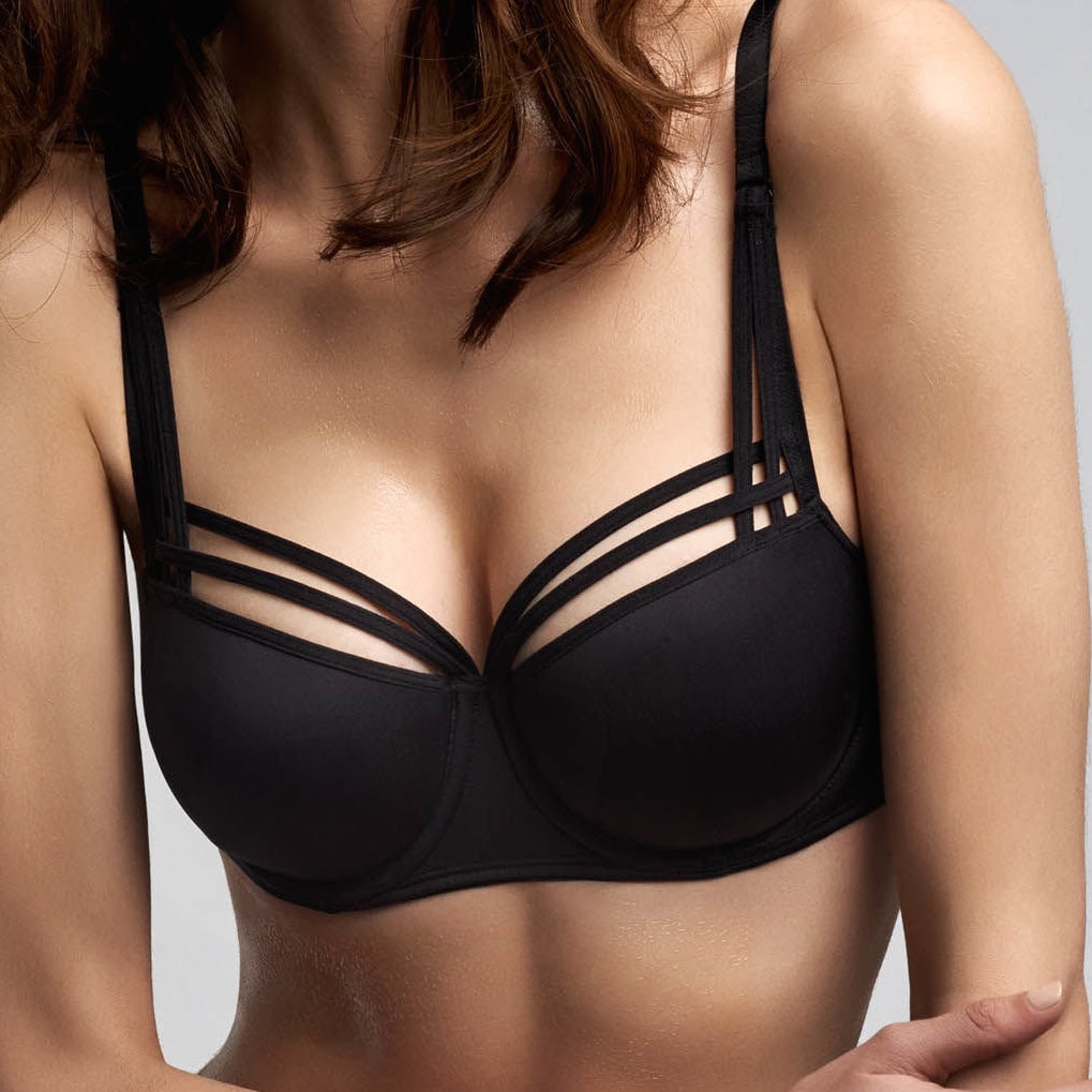 Marlies Dekkers Signature Collection Padded Balcony Bra