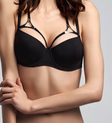Marlies Dekkers Signature Triangle Balcony Bra