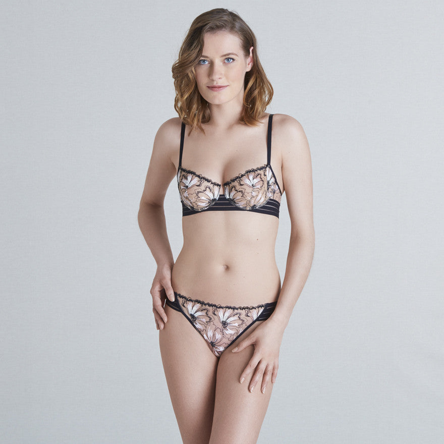 Simone Pérèle Jaipur Limited Edition Thong - Knickers & Pearls Boutique - 2