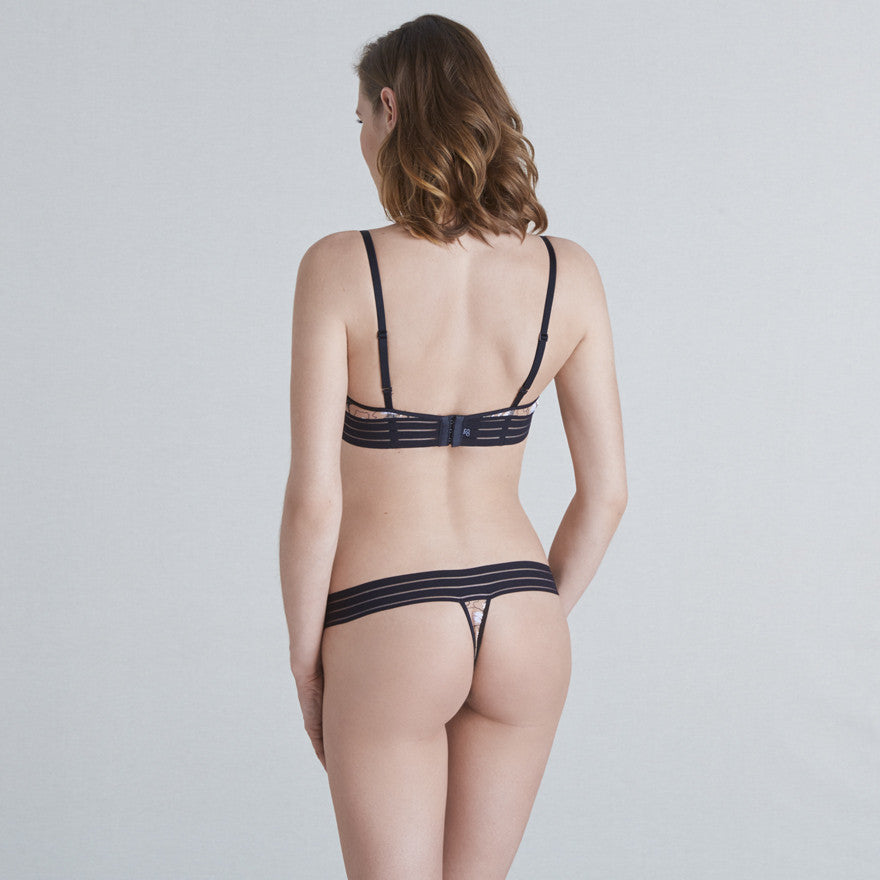 Simone Pérèle Jaipur Limited Edition Thong - Knickers & Pearls Boutique - 3
