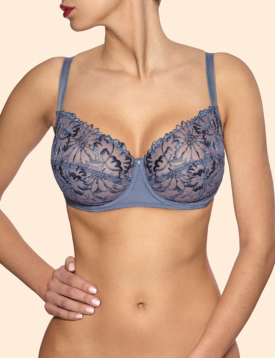 Ajour Meyer Collection Underwire Full Cup Bra