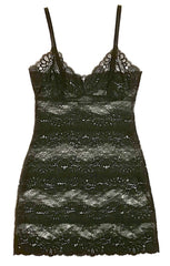 Samantha Chang Boudoir Lace Chemise