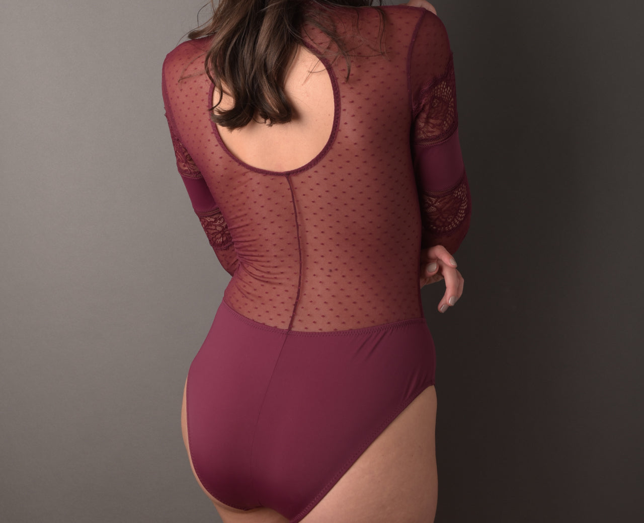 Thistle & Spire Amore Long Sleeve Bodysuit