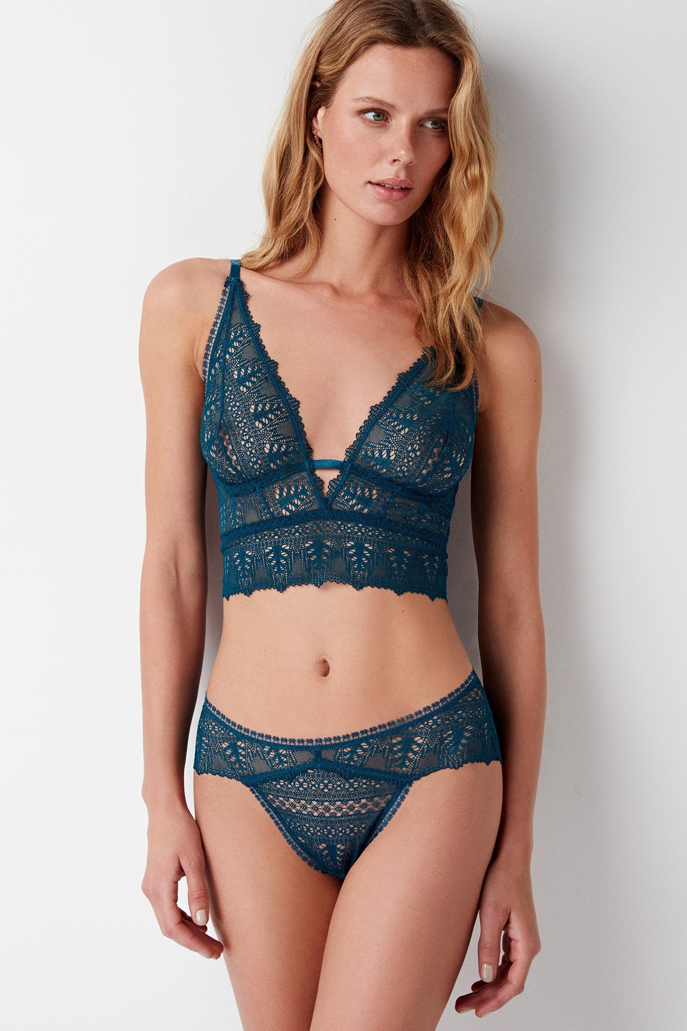 Else Lingerie Ivy Lace Cup Brief