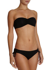 Eberjey Swimwear So Solid Jagger Bikini Top