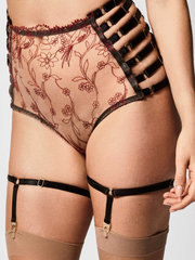 Edge o' Beyond Lingerie Debbie Collection Garters