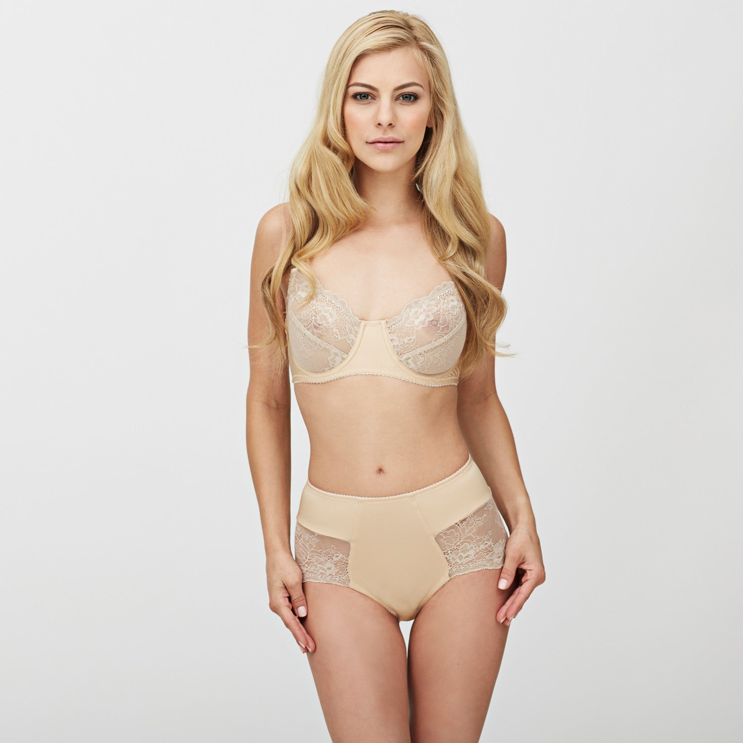 FORTNIGHT Ivy Seamless High Waist Brief - Knickers & Pearls Boutique - 1