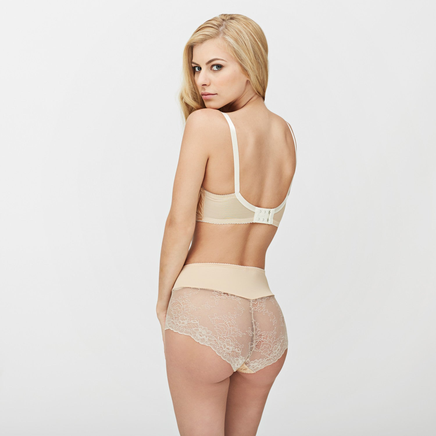 FORTNIGHT Ivy Seamless High Waist Brief - Knickers & Pearls Boutique - 4