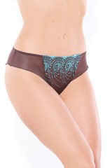 Fit Fully Yours Nicole See-Thru Lace Panties - Knickers & Pearls Boutique - 1