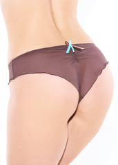 Fit Fully Yours Nicole See-Thru Lace Panties - Knickers & Pearls Boutique - 4