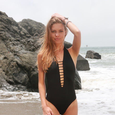 Opulent Swimwear Grace One Piece Swimsuit