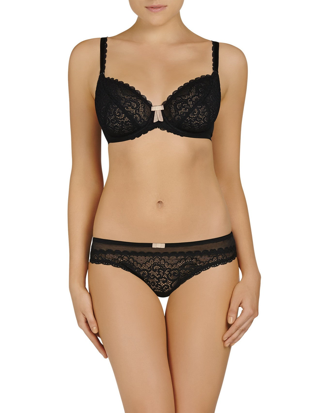 Evollove Ece Queen Underwire Bra - Knickers & Pearls Boutique - 4