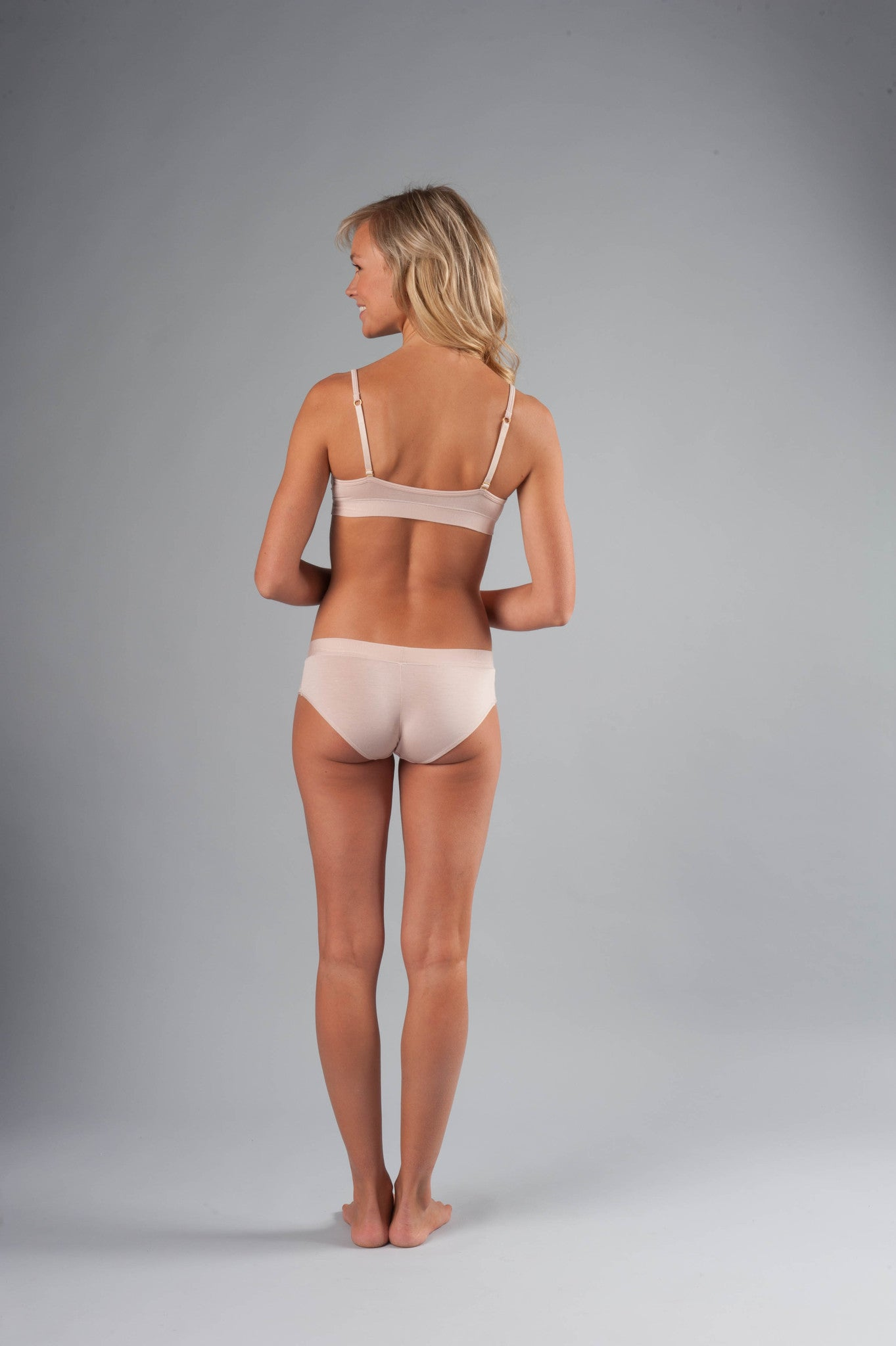 Naked Micromodal Luxury Modern Brief - Knickers & Pearls Boutique - 2
