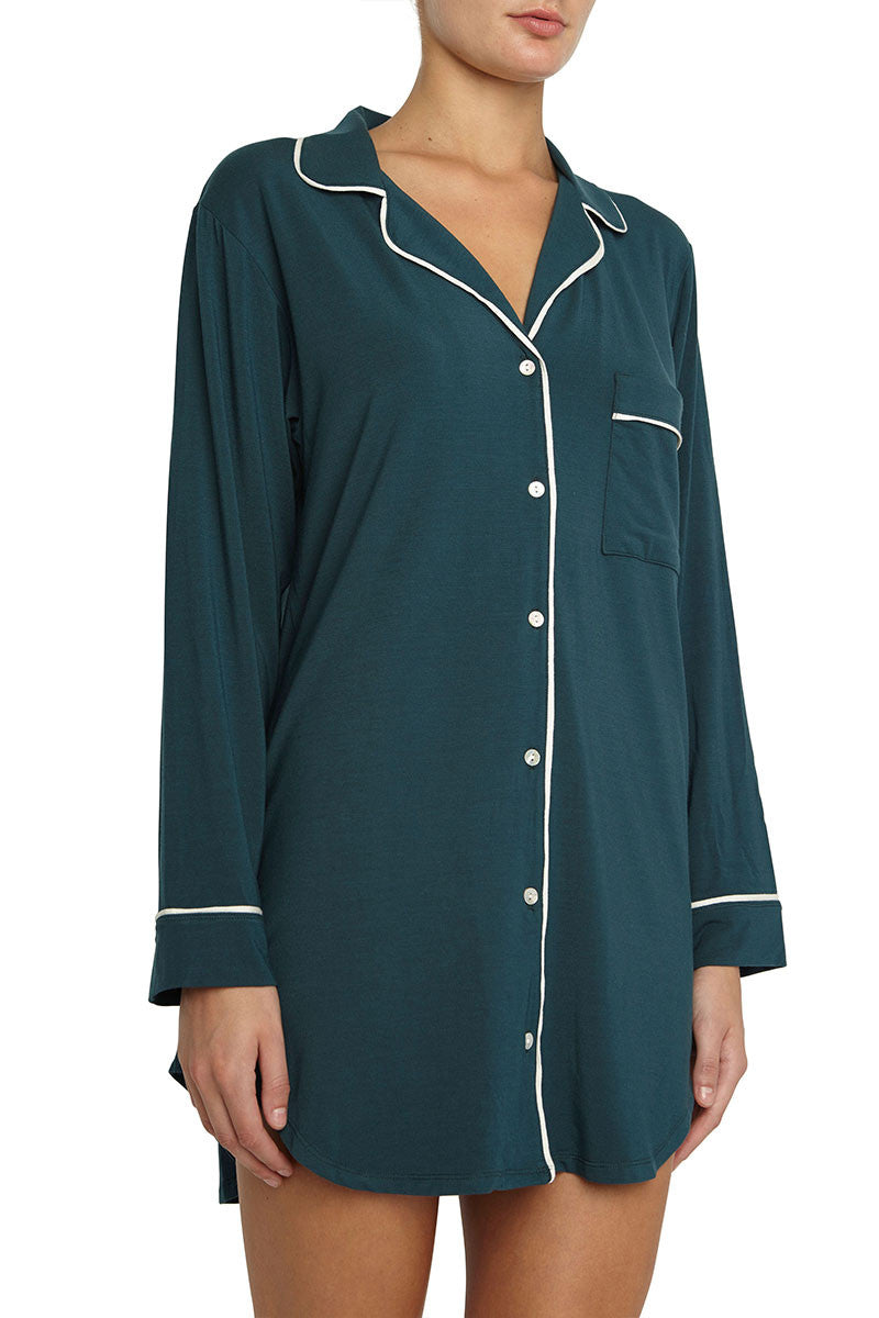 Eberjey Gisele Sleepshirt - Knickers & Pearls Boutique - 1