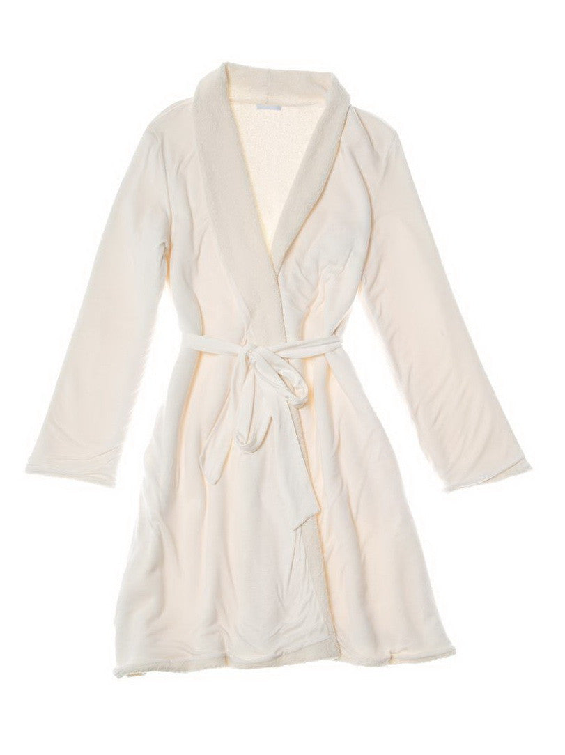 Eberjey Alpine Chic Classic Robe - Knickers & Pearls Boutique - 6