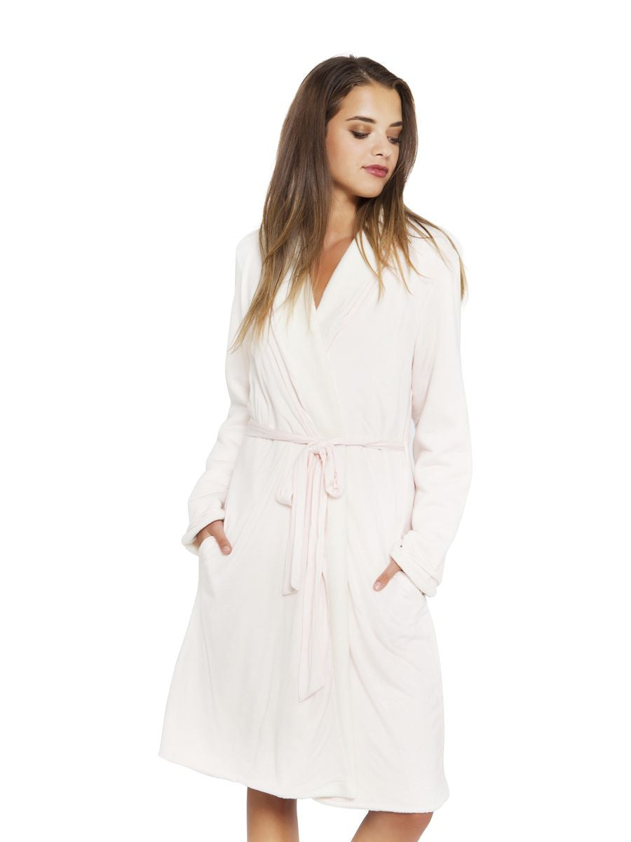 Eberjey Alpine Chic Classic Robe - Knickers & Pearls Boutique - 5