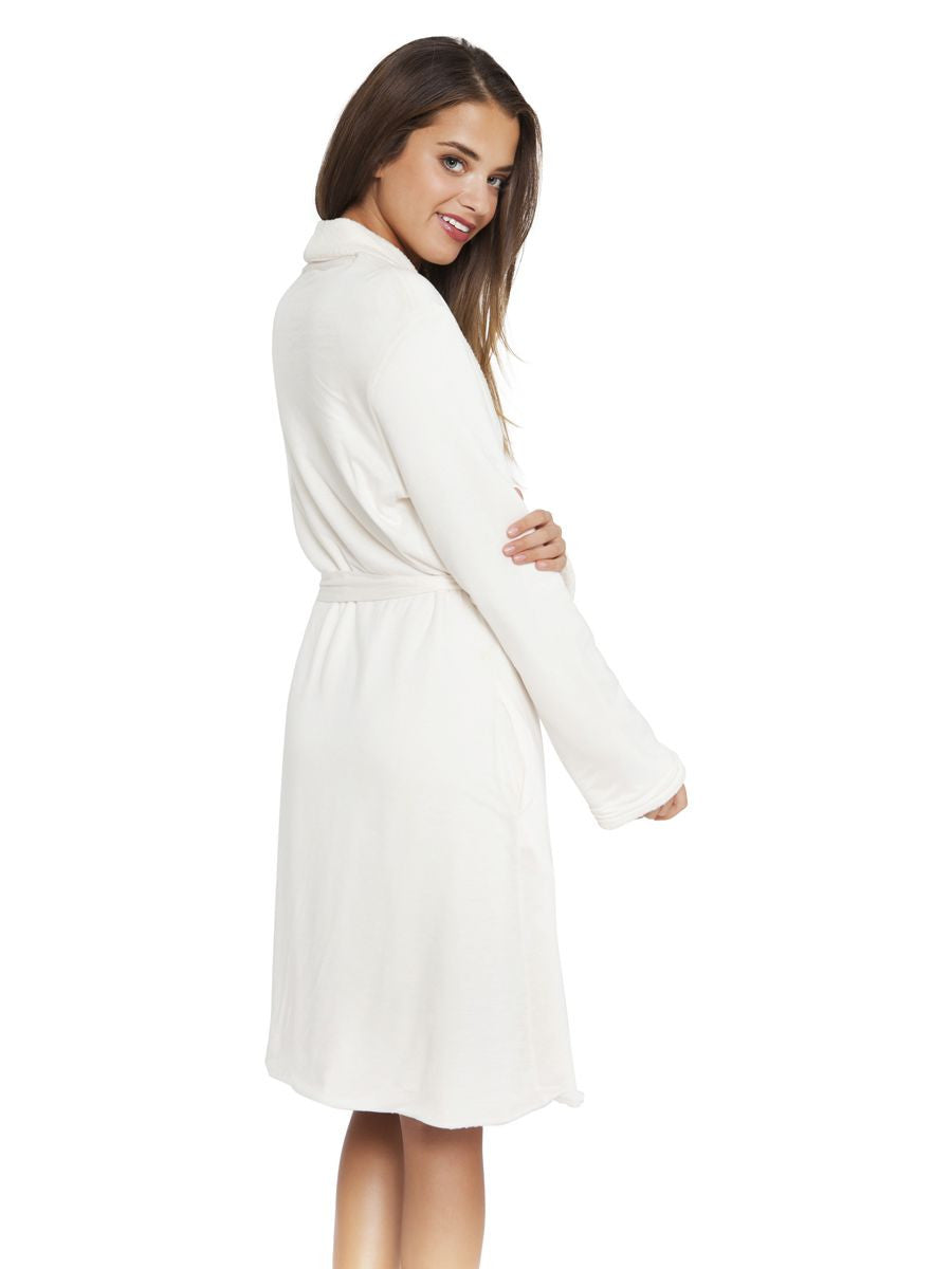 Eberjey Alpine Chic Classic Robe - Knickers & Pearls Boutique - 3