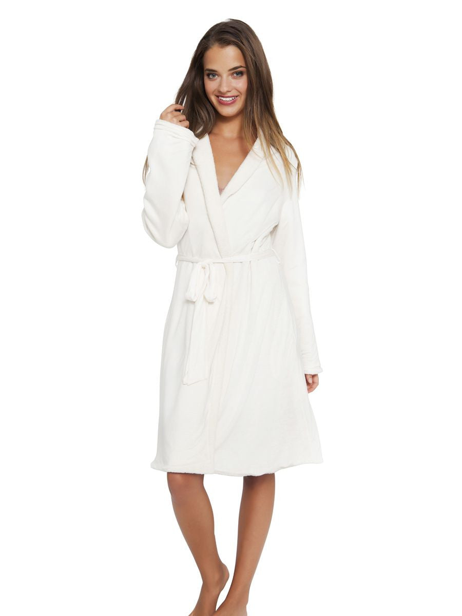 Eberjey Alpine Chic Classic Robe - Knickers & Pearls Boutique - 7