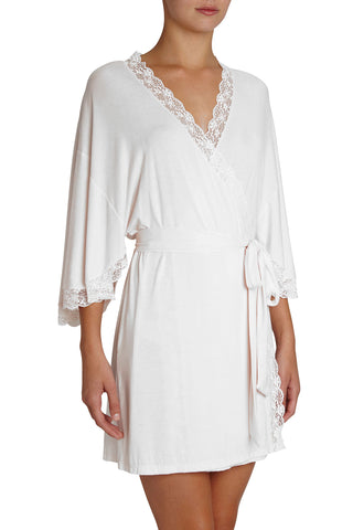Eberjey Kiss The Bride Belle Robe