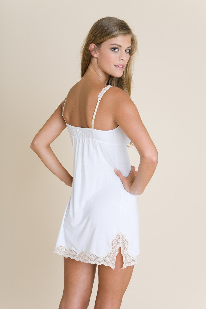 Eberjey Lady Godiva Chemise - Knickers & Pearls Boutique - 7