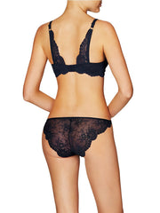 Stella Smooth & Lace Padded Wireless Bra - Knickers & Pearls Boutique - 6