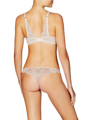 Stella Smooth & Lace Padded Wireless Bra - Knickers & Pearls Boutique - 3