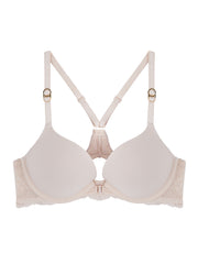 Stella McCartney Lingerie Stella Smooth & Lace Racerback Bra - Knickers & Pearls Boutique - 4