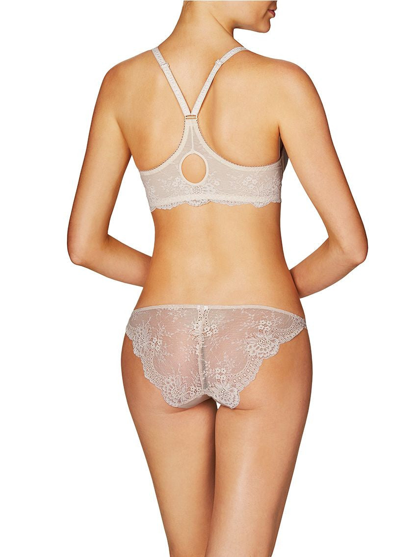3079d3d98c Stella McCartney Lingerie Stella Smooth   Lace Racerback Bra - Knickers   Pearls  Boutique - 2