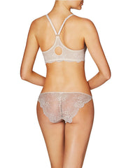 Stella McCartney Lingerie Stella Smooth & Lace Racerback Bra - Knickers & Pearls Boutique - 2