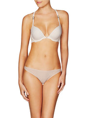 Stella McCartney Lingerie Stella Smooth & Lace Racerback Bra - Knickers & Pearls Boutique - 1