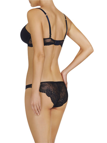 Stella McCartney Lingerie New Smooth & Lace Brief Bikini - Knickers & Pearls Boutique - 5