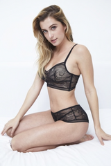 Samantha Chang Jet Set Our Favorite Longline Bra