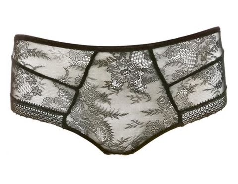 Samantha Chang Jet Set Tattoo Lace Hipster