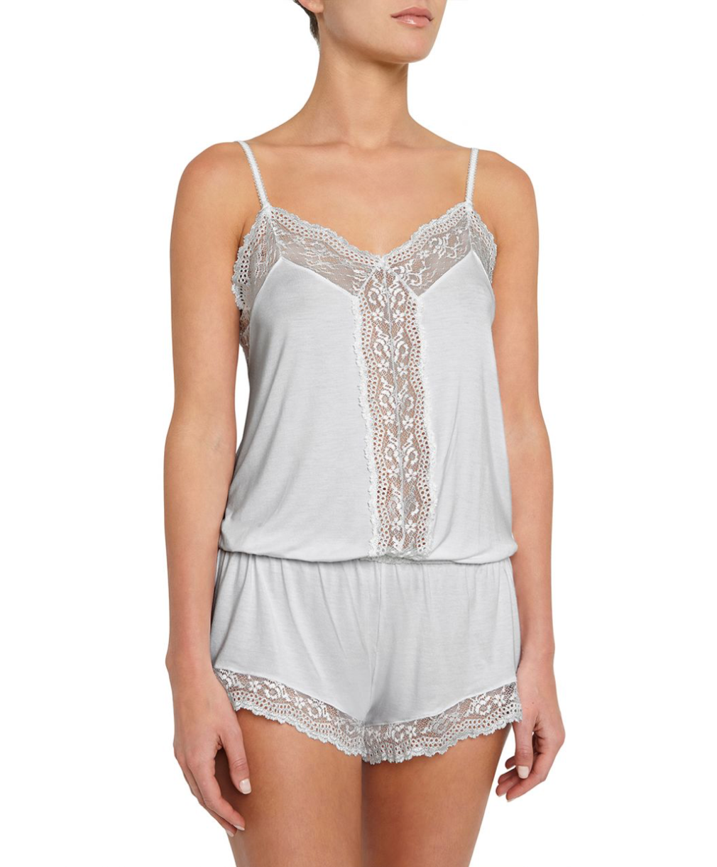 Bridal shower rompers at knickersnpearls.com
