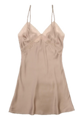 Samantha Chang Classic Silk Chemise