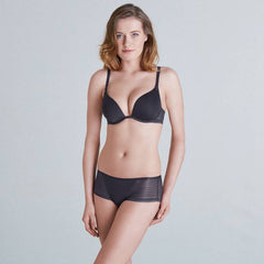Simone Pérèle Muse Triangle Plunge Push-Up Bra - Knickers & Pearls Boutique - 1